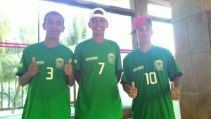 Gustavo, Bruno e Piu