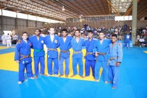equipe judo masc